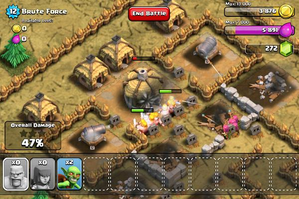 Clash of Clans | Screenshot