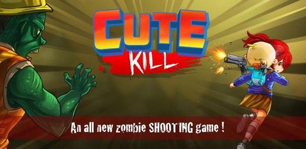 Hasil gambar untuk gambar game cute kill