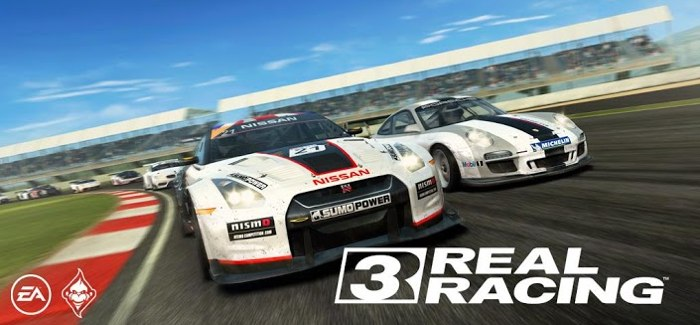 Review Real Racing 3 Gamesaku