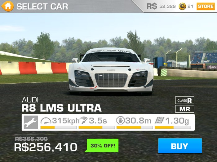 Tips Cara Bermain Real Racing 3 Gamesaku