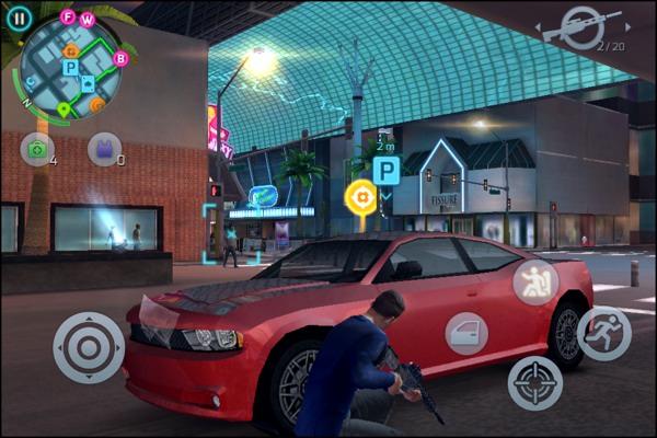 Gangstar Vegas | Screenshot 2