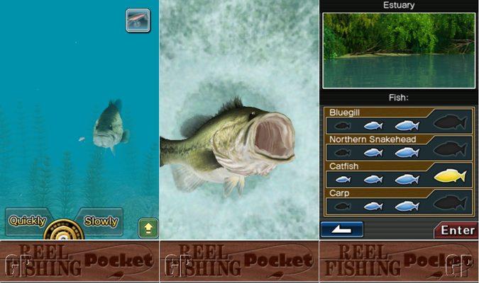 Reel Fishing Pocket | Screenshot 2