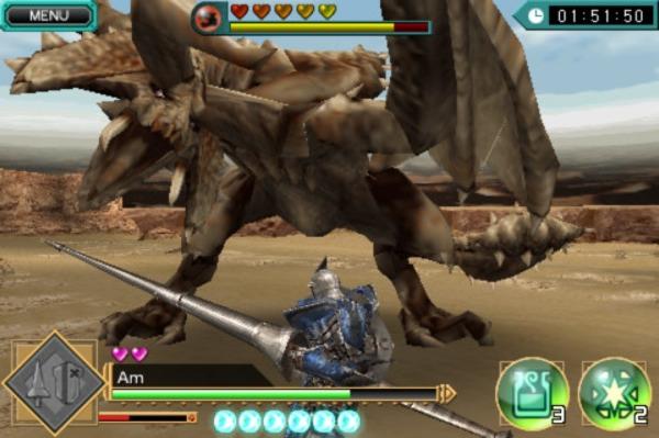 Monster Hunter Dynamic Hunting | Screenshot 1