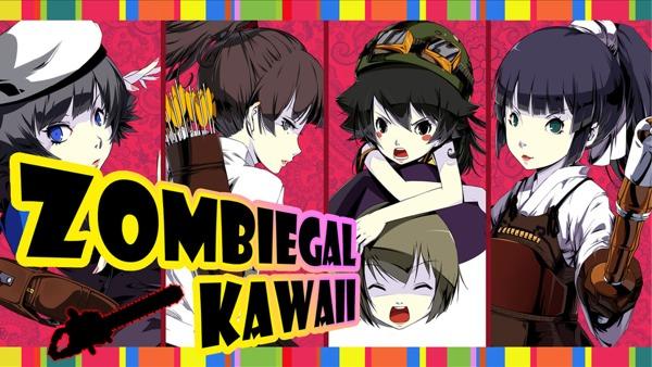 Zombiegal Kawaii | Screenshot 1