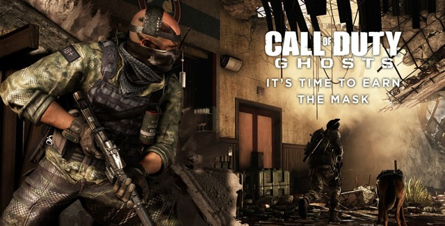 Review Call Of Duty Ghosts Games In Asia Indonesia