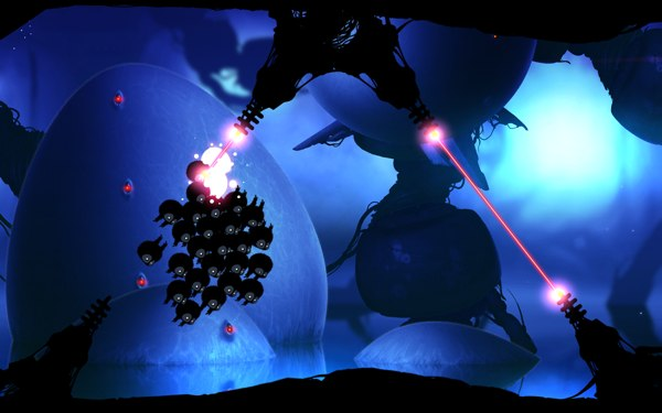 BADLAND Android | Screenshot 2