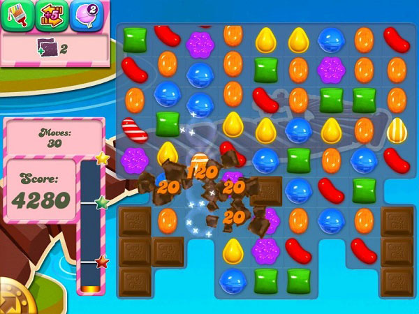 Candy Crush Saga | Screenshot