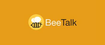 BeeTalk memungkinkan Anda mengirimkan pesan rahasia