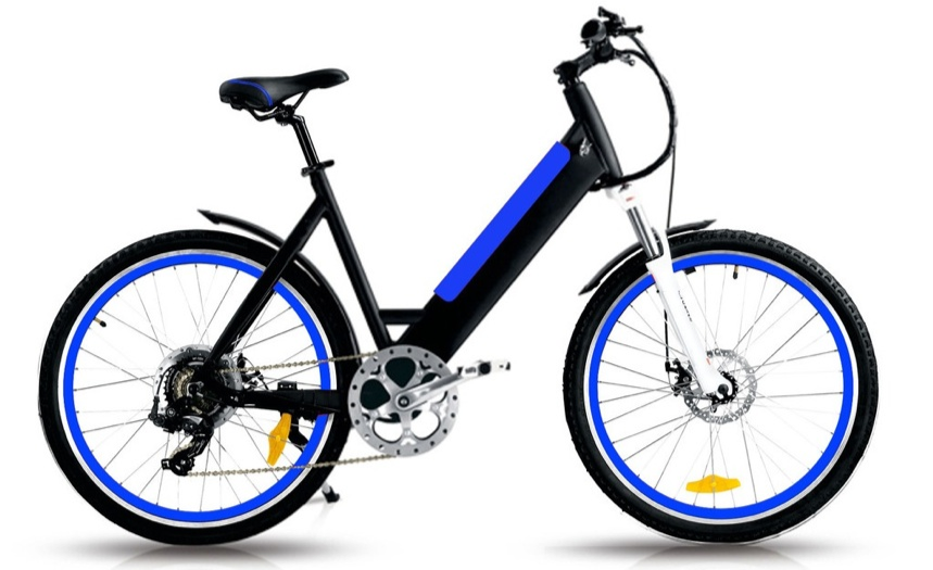 startup ini ciptakan sepeda listrik dengan desain yang keren. Black Bedroom Furniture Sets. Home Design Ideas