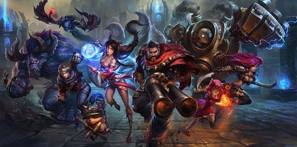 League of Legends | Wallpaper