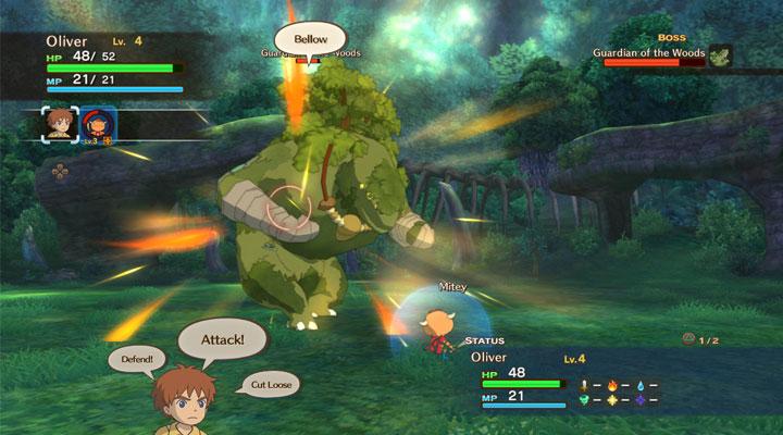 Ni no Kuni | Screenshot 1
