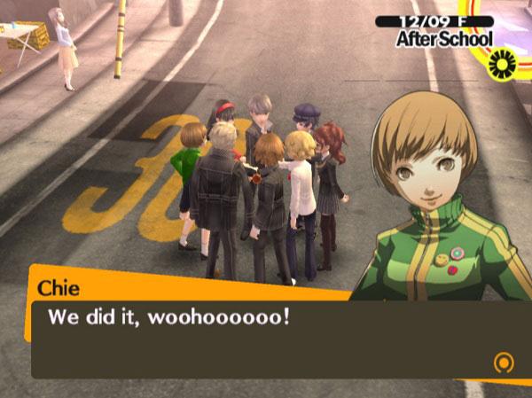 Persona 4 | Screenshot