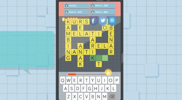 Preview Teka Teki Saku Game Khusus Gamer Indonesia