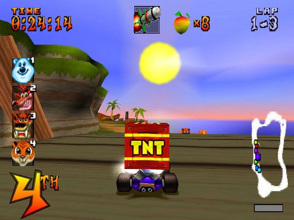 Review Crash Team Racing | Games in Asia Indonesia