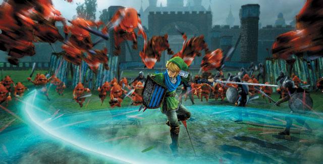 Hyrule Warriors Legend Of Zelda Dengan Gameplay Dynasty Warrior