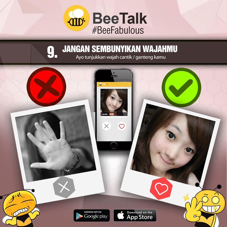 BeeTalk ingin jadi aplikasi chatting keren untuk anak muda