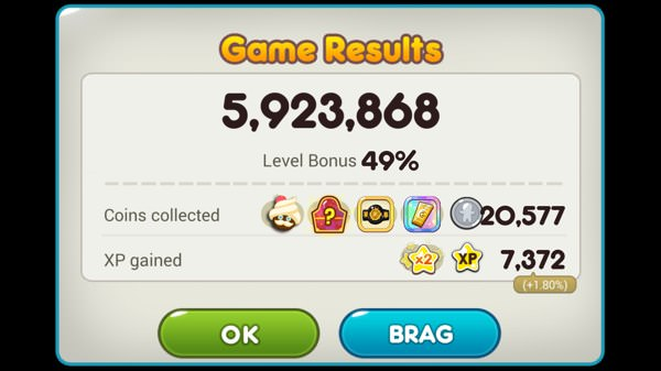 Cookie Run Coin 20K | Screenshot