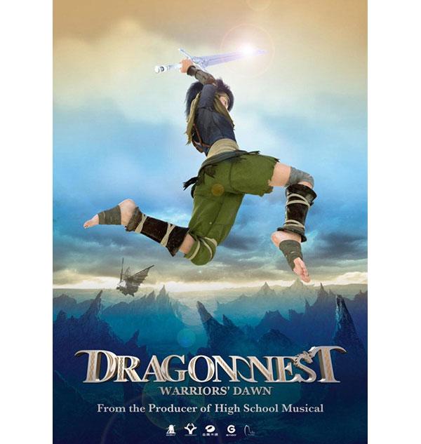 Warriors Of The Dawn English Subtitle: Dragon Nest Diangkat Ke Layar Lebar