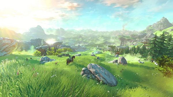 Legend of Zelda Wii U | Screenshot (1)