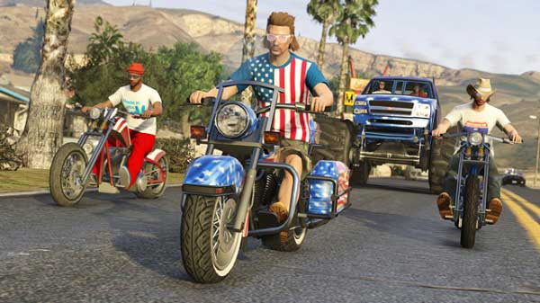 GTA Online Independence Day | Screenshot (1)