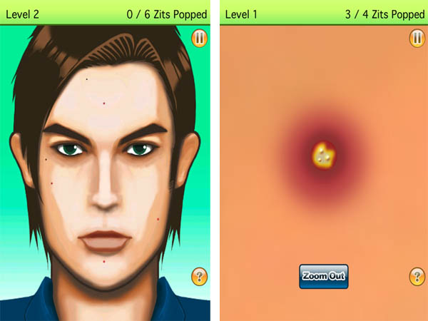 pimple popper android game