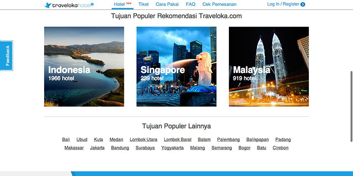 Saingi Agoda Traveloka Ramaikan Bisnis Booking Hotel