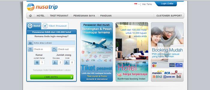 8 Website Untuk Booking Kamar Hotel