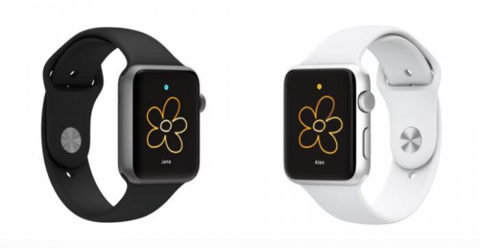 4. Apple Watch sebagai alat komunikasi personal 735a35b453