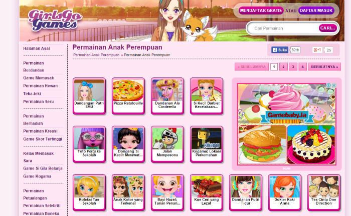 5 Portal Game Online Gratis Untuk Anak