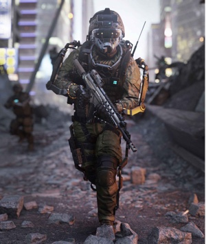 Review Call Of Duty Advanced Warfare Games In Asia