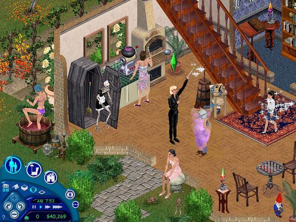 Kumpulan Desain Rumah The Sims Freeplay Sekitar Rumah