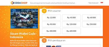 Codashop layanan pembelian voucher game dari codapay feature codashop stopboris Images