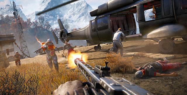 Dlc Far Cry 4 Memperkenalkan Sistem Permadeath