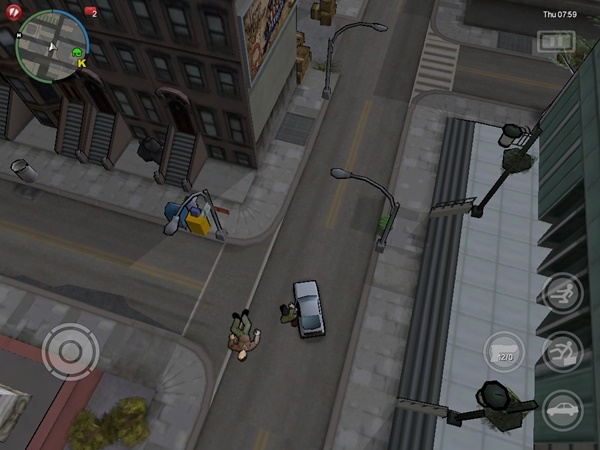 GTA Chinatown Wars | Screenshot 3