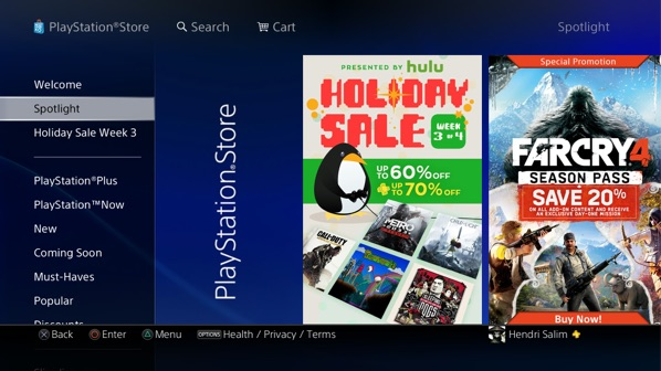 Cara Beli Game Digital Di PlayStation® Store