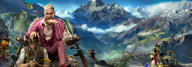 Review Far Cry 4 Games In Asia Indonesia