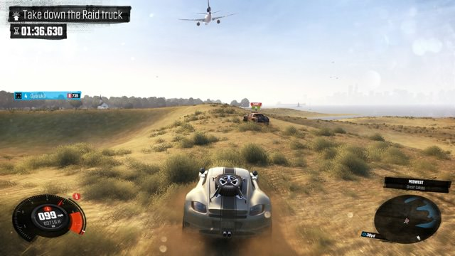 The Crew Off Road Chase | Screenshot