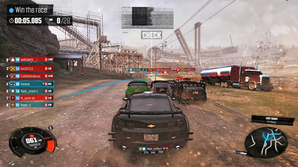 The Crew Online | Screenshot