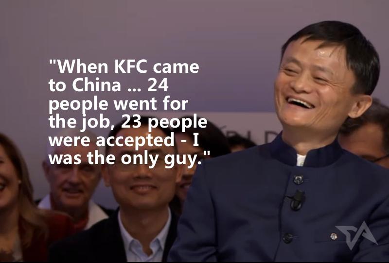 15 Kutipan Terbaik Dari Jack Ma Pendiri Alibaba