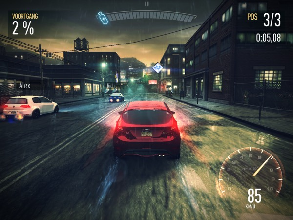 Need for Speed No Limits | Screenshot 8