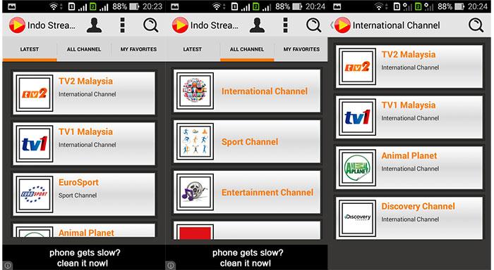 5 Aplikasi Android Gratis Untuk Streaming Tv Anime Film