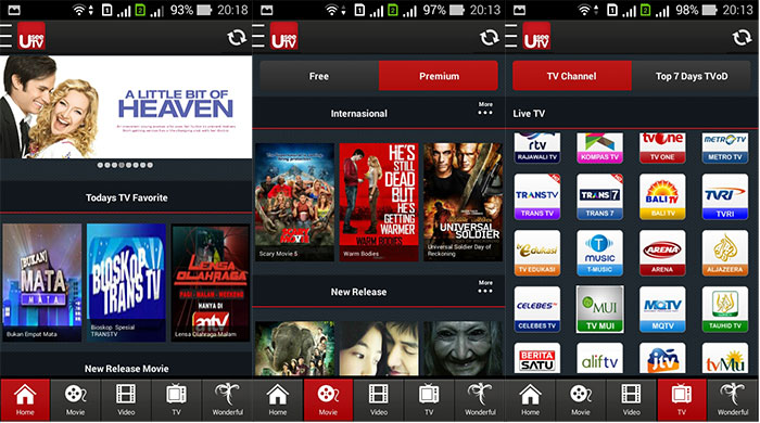 Aplikasi Untuk Android Tv - Laco Blog