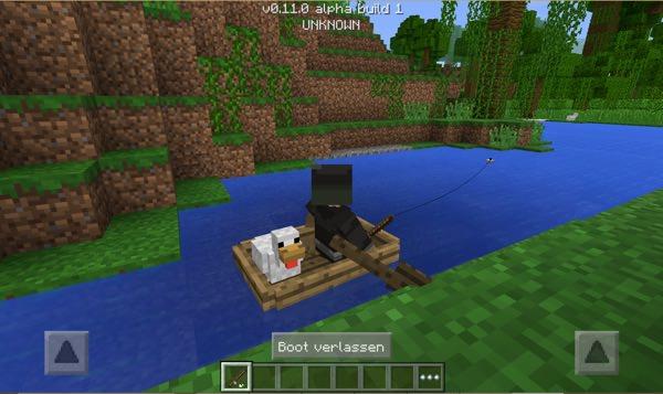 Майнкрафт 1.3 на Андроид - Империя Minecraft PE