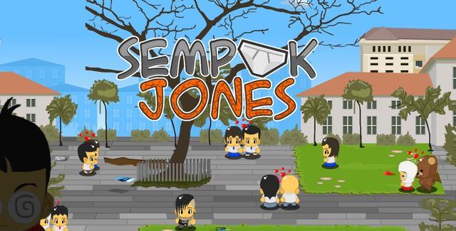 """Game """"Sempak Jones"""" Untuk Para Jomblo"""