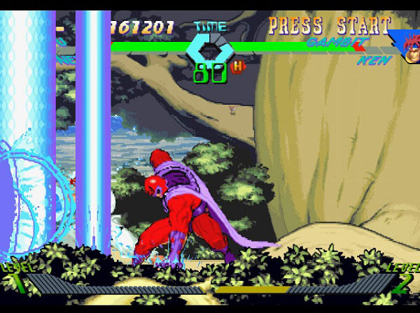 Nostalgia Review X-Men vs. Street Fighter - Games in Asia