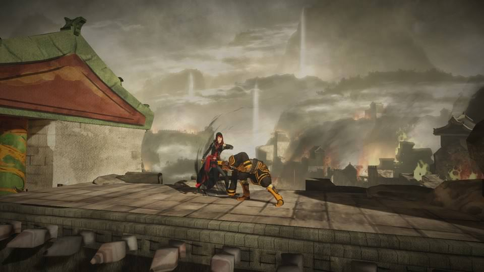 Review Assassin S Creed Chronicles China Tech In Asia