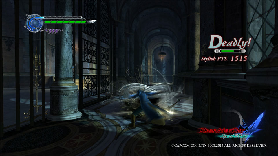 Review Devil May Cry 4 Special Edition | Tech in Asia Games