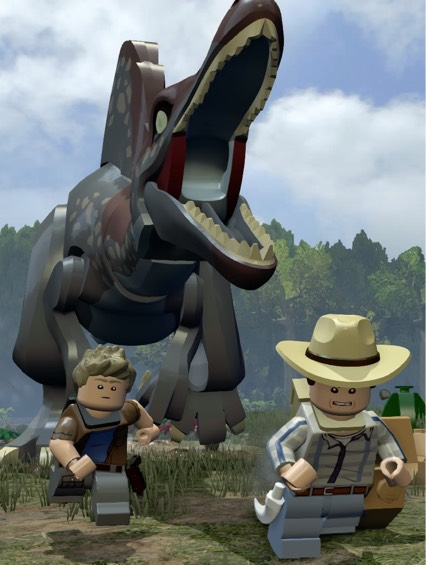 Review Lego Jurassic World Tech In Asia Games