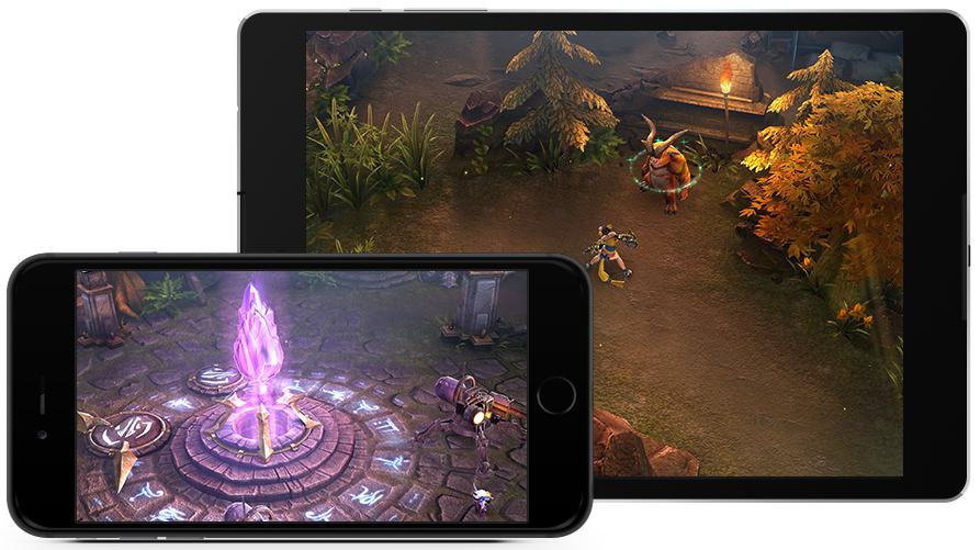 Vainglory Smartphone and Tablet | Gambar