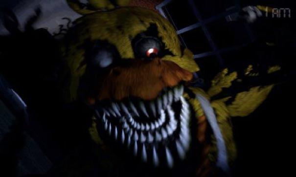 Teror Selandia Baru Wikipedia: Review Five Nights At Freddy's 4